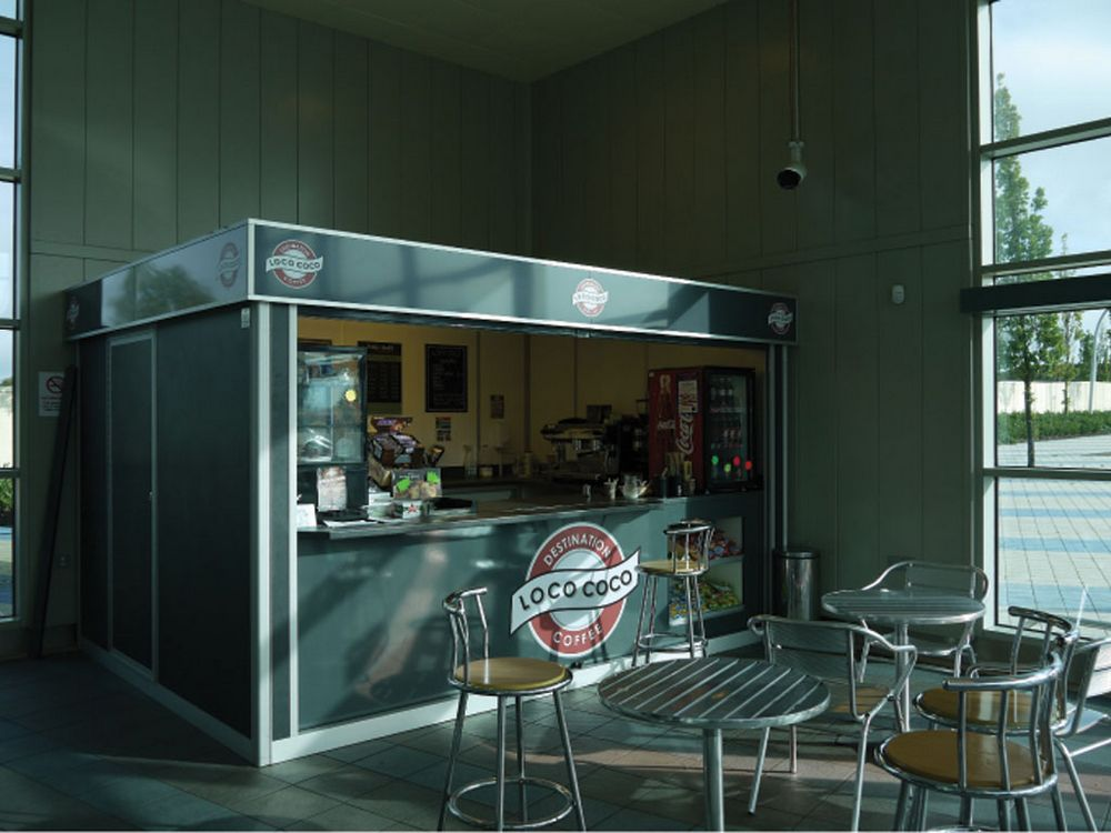 Coffee Kiosk Manufacturer Food Kiosk Manufacturer Uk