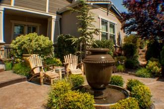 curb appeal in landscape design sacramento ca. Black Bedroom Furniture Sets. Home Design Ideas