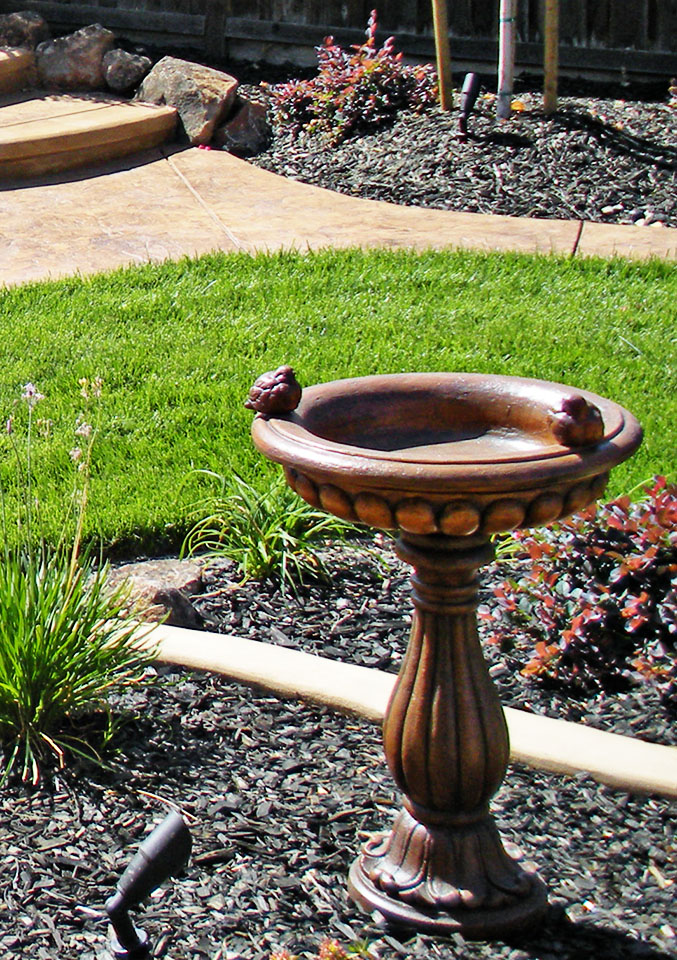 Is Landscaping too Overwhelming? - Sacramento Landscape on Birds Backyard Landscapes  id=43207