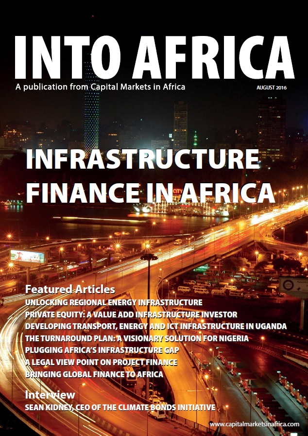 INTO AFRICA August Edition: Infrastructure Finance in Africa