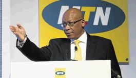 MTN Drops After Return to Profit Falls Short of Expectations