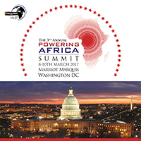 Powering Africa: Summit, 8 -10 March 2017