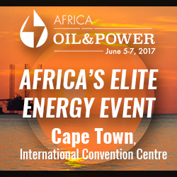 Africa Oil & Power 2017, Cape Town, South Africa