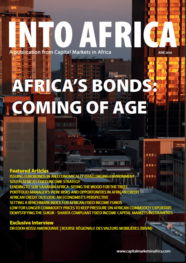 INTO AFRICA June Edition: Africa's Bonds: Coming of Age