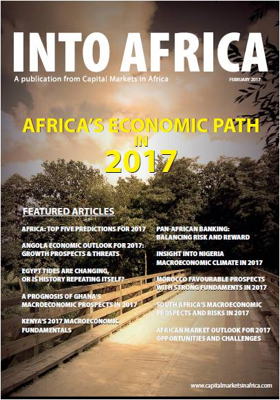 INTO AFRICA February Edition: Africa's Economic Path in 2017