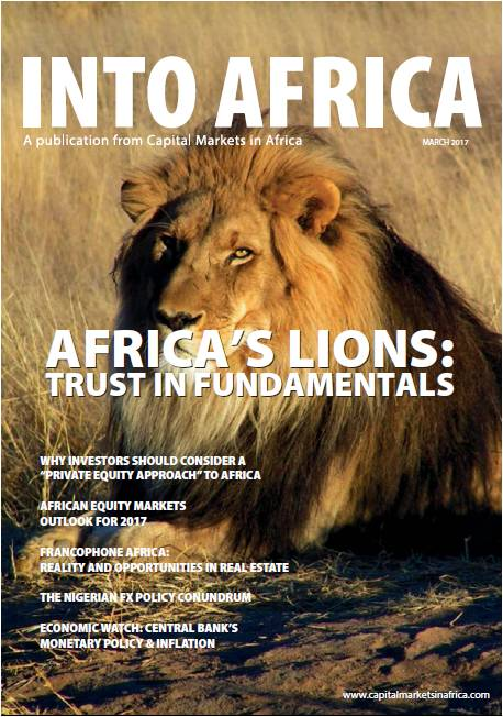 INTO AFRICA MARCH 2017