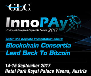4th Annual European Payment Forum, 14-15 September, 2017