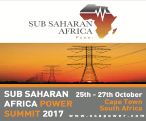 Sub Saharan Africa Power Summit October