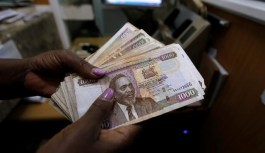 Kenya's Central Bank Holds rate at 10.0 percent, Likely to Sell Dollars