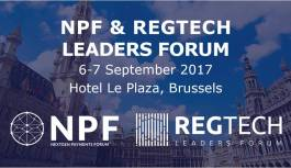 NPF Regtech Leaders Forum: Building a Network of Industry Influencers