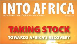 INTO AFRICA September 2017 Edition: Taking Stock towards Africa's Recovery