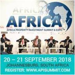 AFRICAN PROPERTY INVESTMENT 21-23 SEPTEMBER 2018