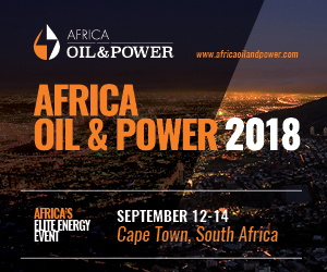 Africa Oil & Power Returns to Cape Town 12-14 Sept 2018