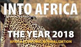 INTO AFRICA February 2018 Edition: The Year 2018 -Africa Economy Normalization.