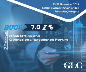 Back Office and Operational Excellence Forum_21 - 22 November 2019