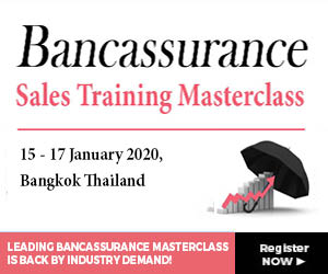 Bancassurance Sales Training Masterclass_15-17 JAN2020