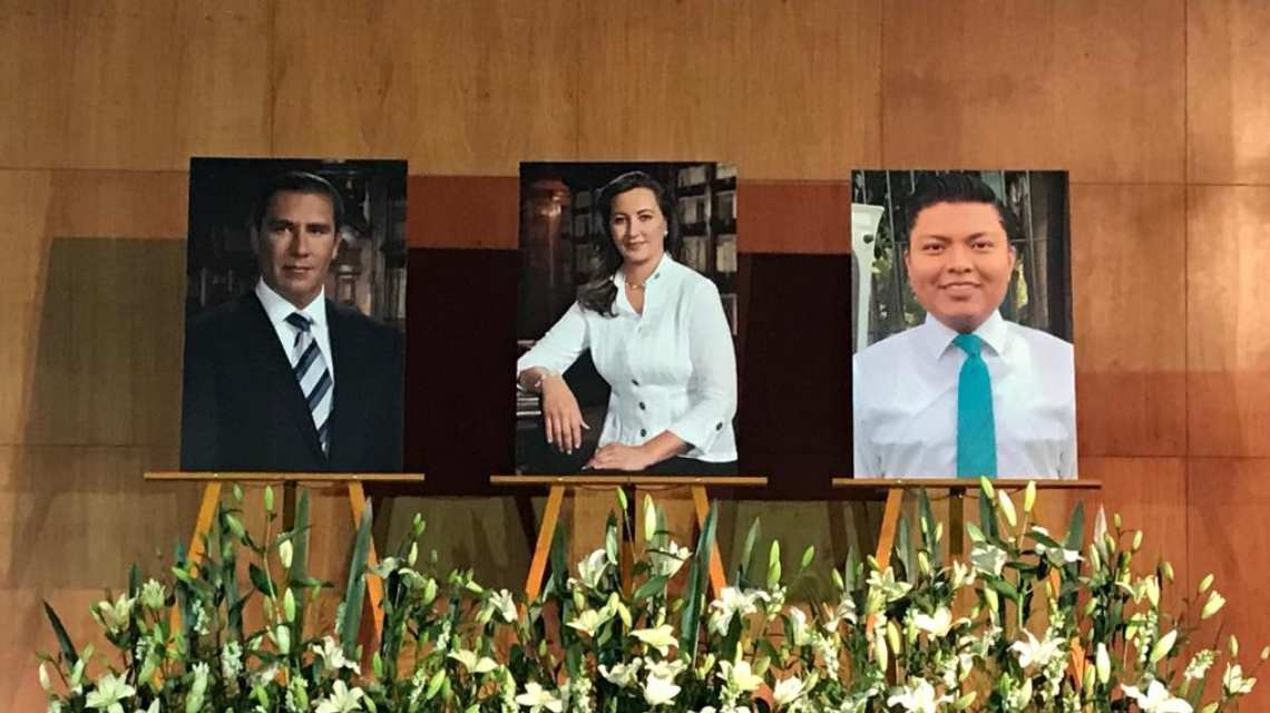 PAN pide recuperar Puebla en honor a Alonso y Moreno Valle