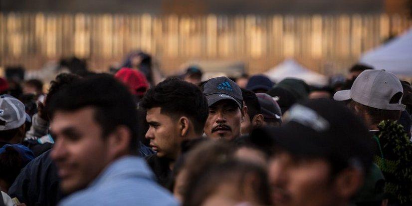 Migrantes EUA