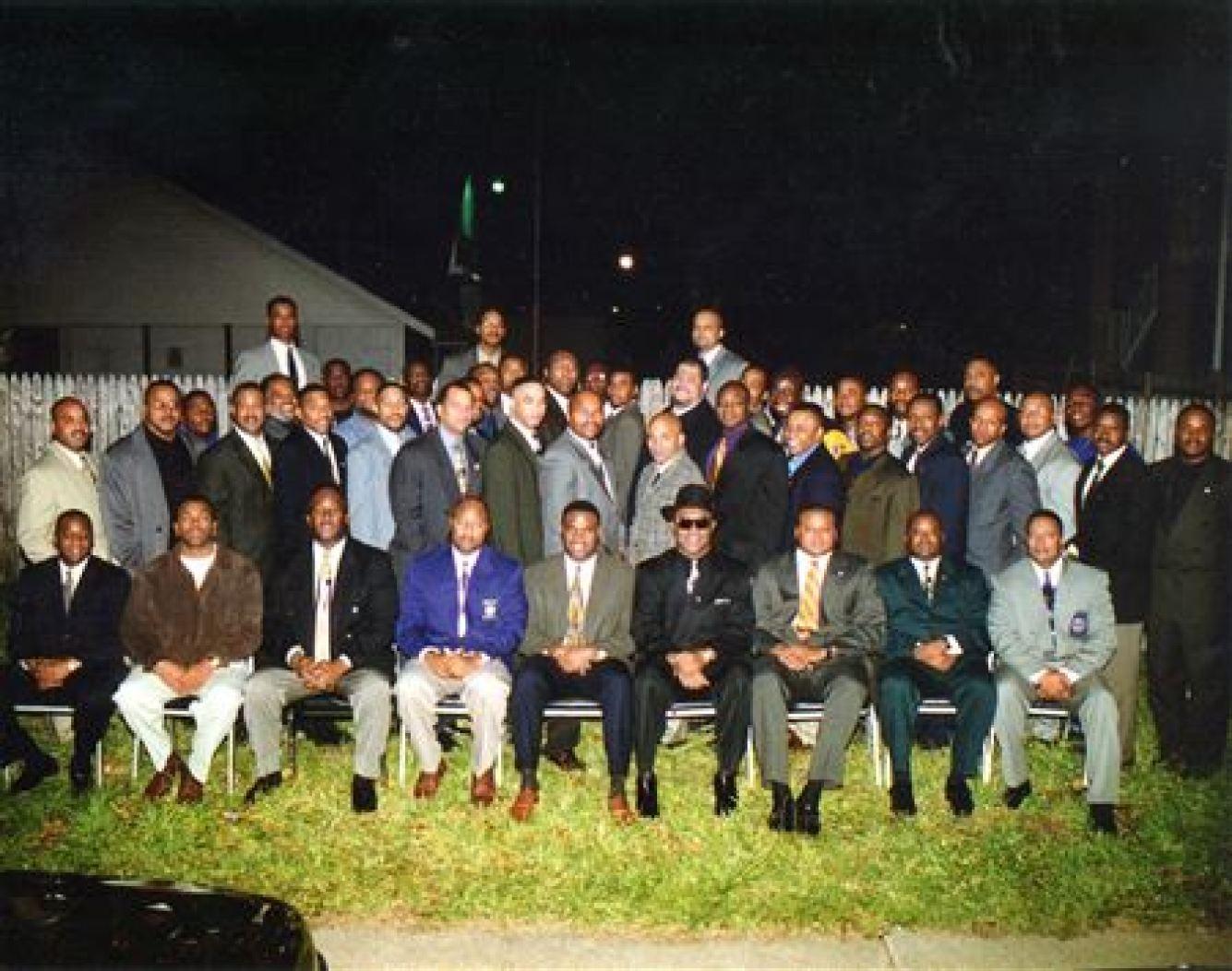 LGG Chapter circa 1998