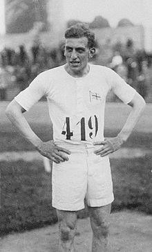 Harold Abrahams 1924 Wikipedia