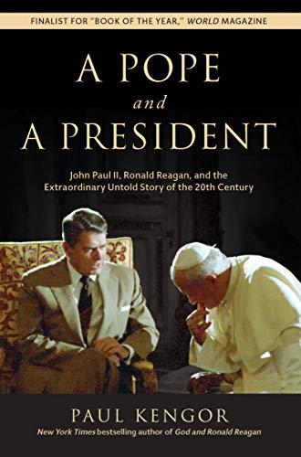 PopePresidentReaganJPIIKengor