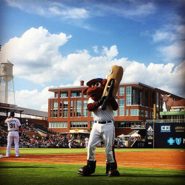 Durham Bulls Final Two Home Games On Tap; 2017 Schedule ...