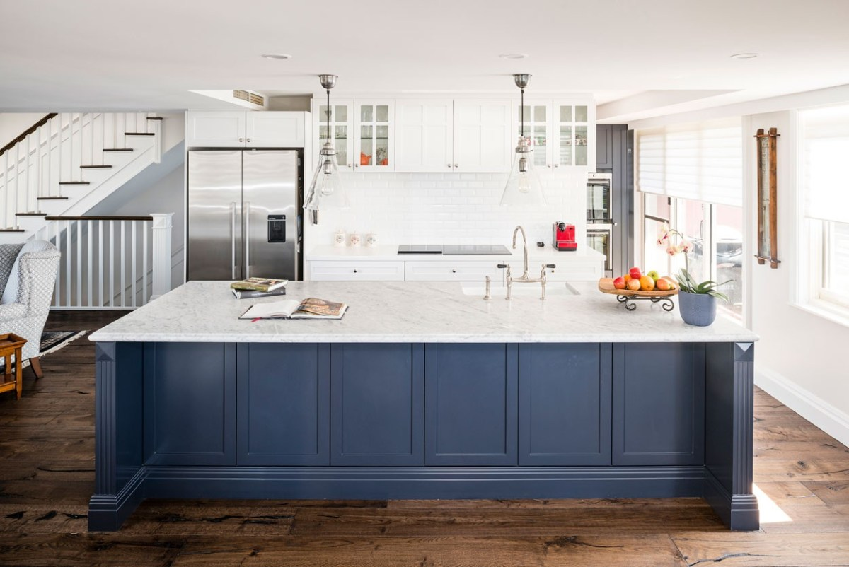 New year time for a kitchen remodel or renovation