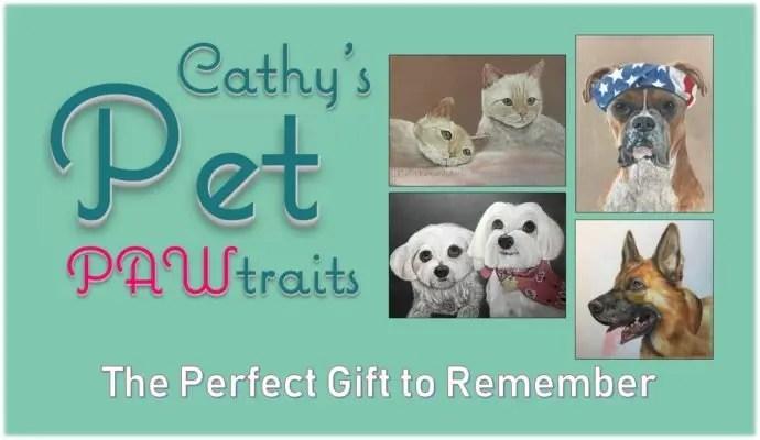 Cathy Edwards Art -Custom Pet Portraits - Naples Florida