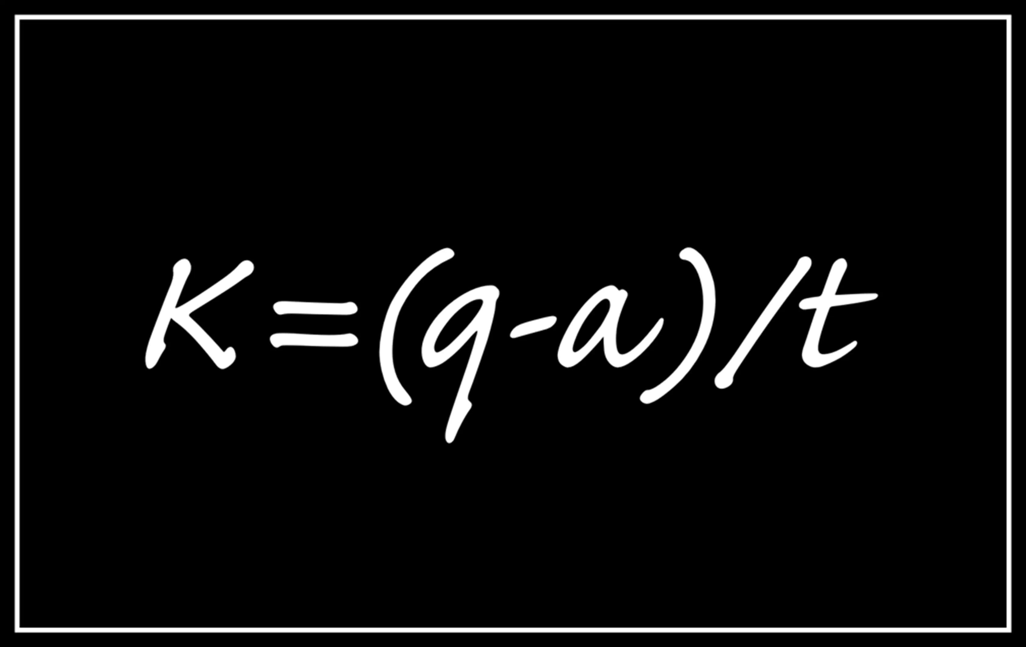 Knowledge Equation - John Stuart Edwards
