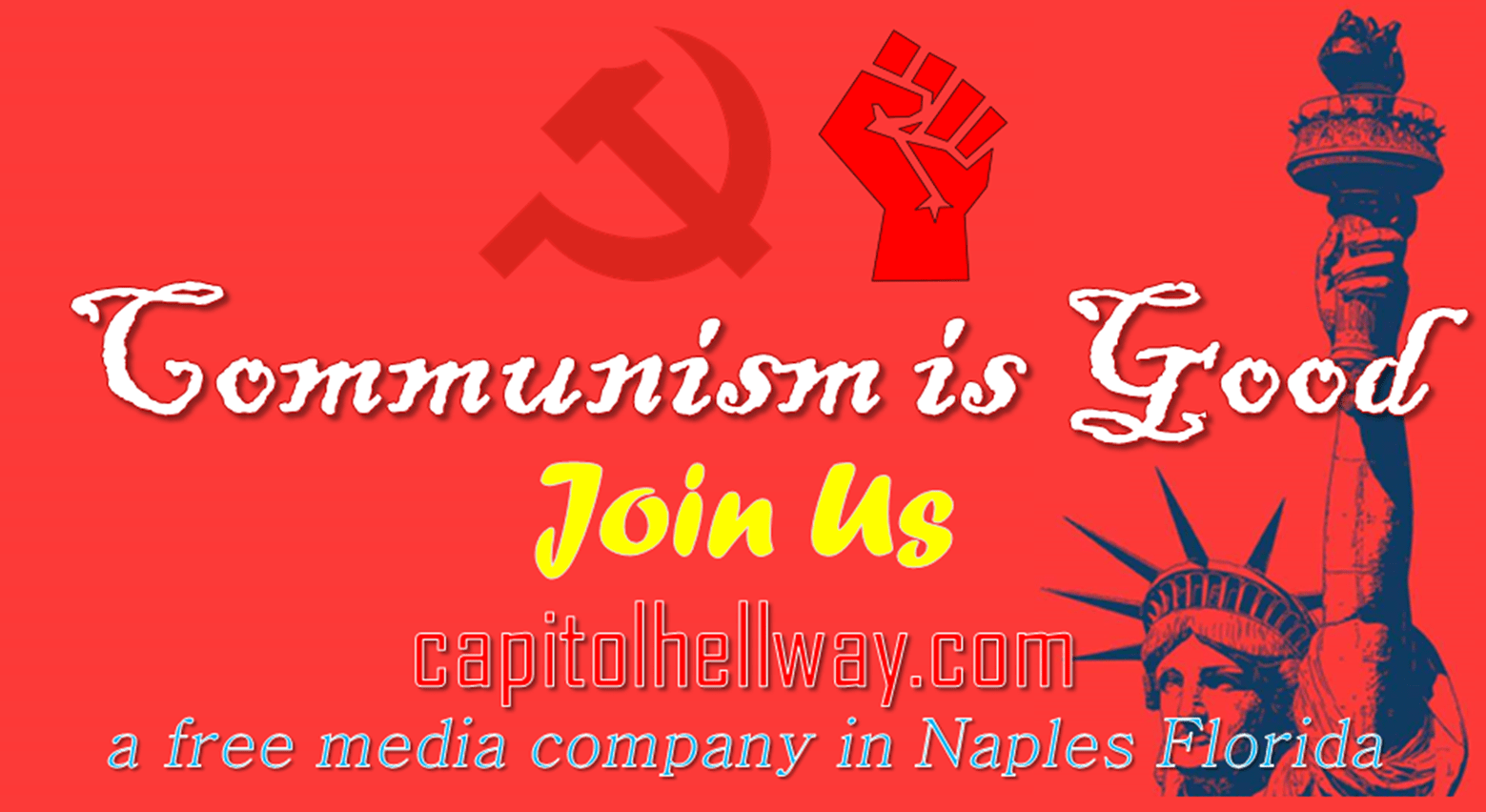 Communism is Good - Join Us