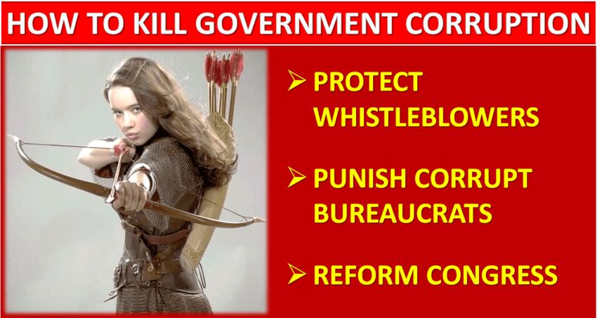 How to Kill Government Corruption - John Stuart Edwards