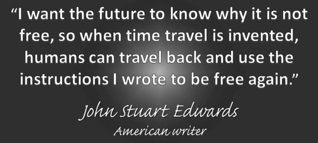 John Stuart Edwards | Quote