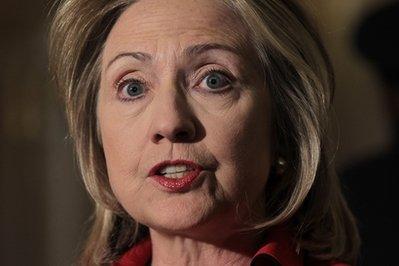 Former Secretary of State Hillary Clinton (AP Photo/J. Scott Applewhite)