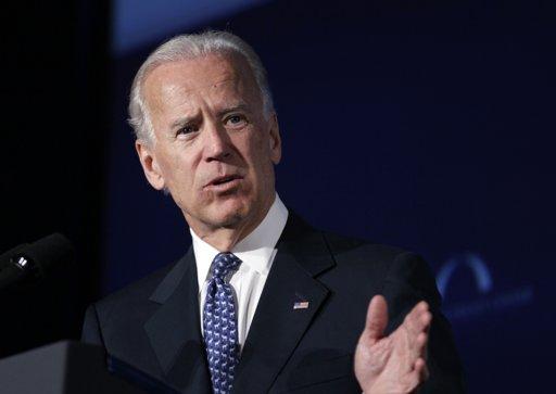 Vice President Joe Biden ((AP Photo/Carolyn Kaster, File)