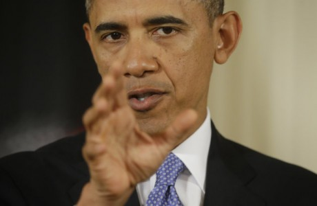 President Barack Obama(Associated Press/Pablo Martinez Monsivais)
