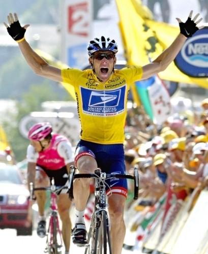 Lance Armstrong (AP Photo)
