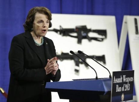 Sen. Dianne Feinstein, D-Calif.   (AP Photo/Manuel Balce Ceneta)