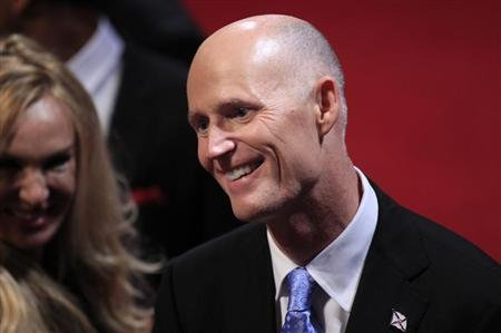 Gov. Rick Scott (Reuters)
