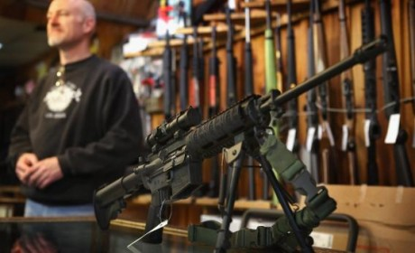 Assault-style weapons: Time to say goodbye.