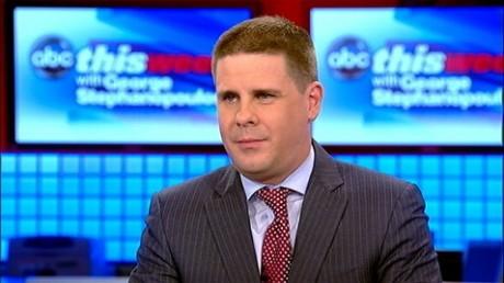 White House aide Dan Pfeiffer (ABC)