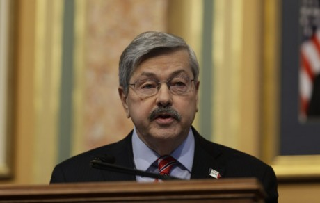 Gov. Terry Branstad  (AP Photo/Charlie Neibergall, File)