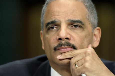 Attorney General Eric Holder (Reuters)