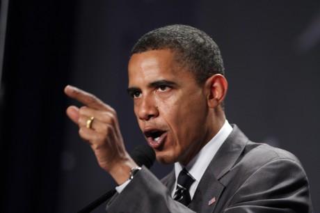 President Barack Obama: Caught lying
