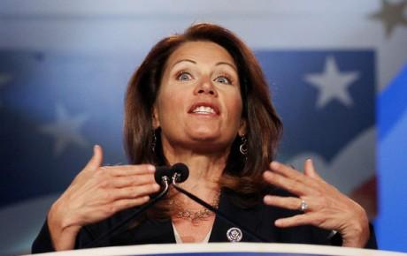 Michelle Bachmann: Bye