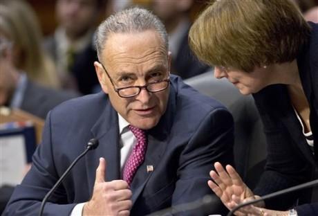Sen Chuck Schumer (AP Photo/J. Scott Applewhite)