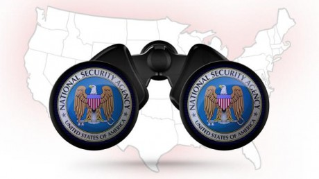 The National Security Agency:  We are, therefore we spy on you.