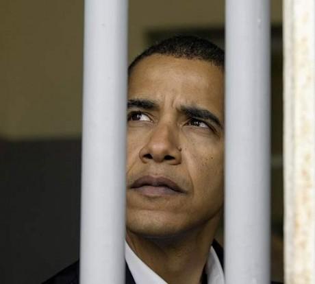 Obama:  Where he belongs?