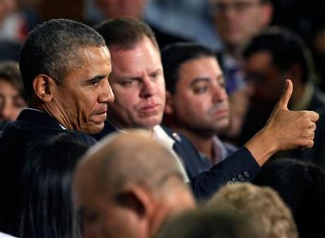 President Barack Obama: Decisions, decisions (AP)