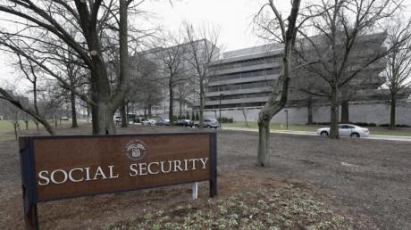 Social Security headquarters in Maryland  (AP Photo/Patrick Semansky)