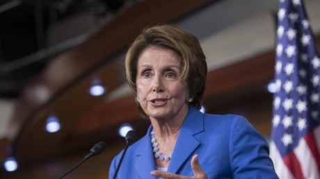 House Minority Leader Nancy Pelosi (AP Photo/J. Scott Applewhite)